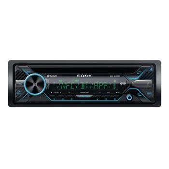SONY MEX-N5200BT CD/mp3 přehrávač do automobilu s technologií NFC/Bluetooth®