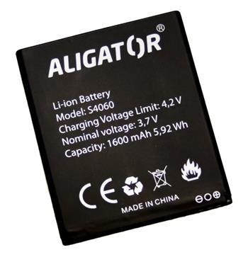 Aligator baterie S4060 DUO, Li-Ion 1600 mAh, originální