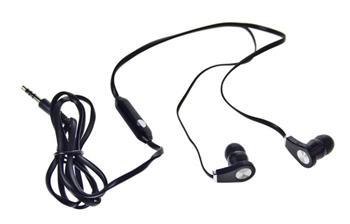 Aligator sluchátka Hands Free stereo RX450/RX400/RX500 s tlačítkem, originální