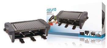 AzurA AZ-FC30 - Raclette gril, pro 6 osob, s termostatem