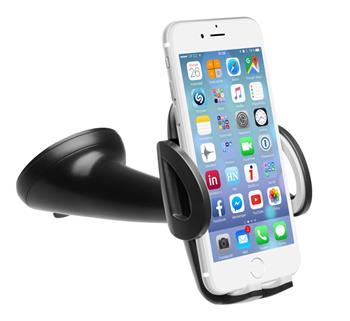 CONNECT IT InCarz univerzální držák na mobilní telefon do auta, krátká verze