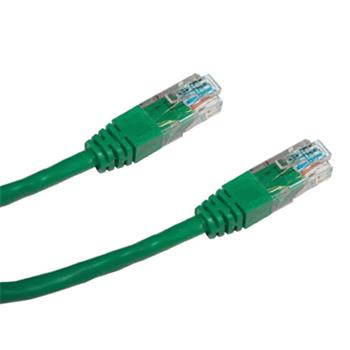 DATACOM Patch cord UTP CAT6 1m zelený