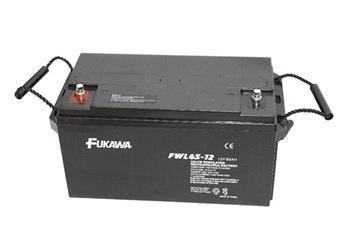 akumulátor FUKAWA FWL 65-12 (12V; 65Ah; závit M6; životnost 10let)