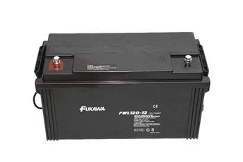 akumulátor FUKAWA FWL 120-12 (12V; 120Ah; závit M8; životnost 10let)