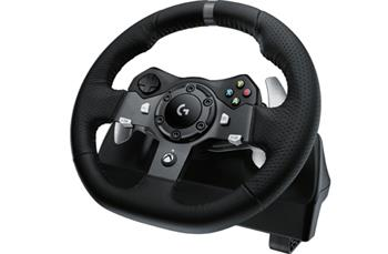 Logitech volant G920 + pedály pro Xbox One, PC
