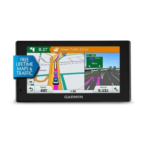 Garmin DriveSmart 60T-D Lifetime Europe20 - 20 států EU/6