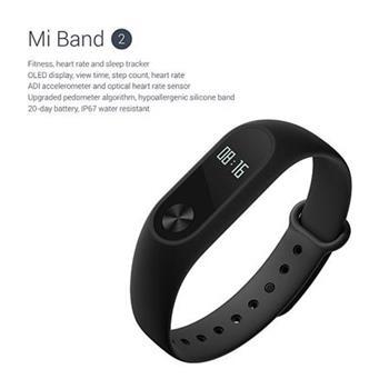 BAZAR_Xiaomi MiBand 2 Black