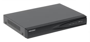 Hikvision DS-7604NI-K1/4P NVR 4 kanálový - DS-7604NI-K1/4P, H.265, 4K, 4x IP kamera, 4x PoE, 1x HDD, HDMI, 1x LAN