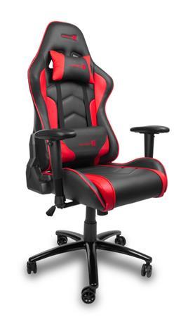 CONNECT IT herní křeslo,sklon zad do 180°, červené