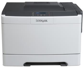 Lexmark CS317DN color laser 23/23ppm, síť, duplex