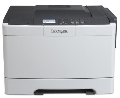 Lexmark CS417DN color laser 30/30ppm, síť, duplex