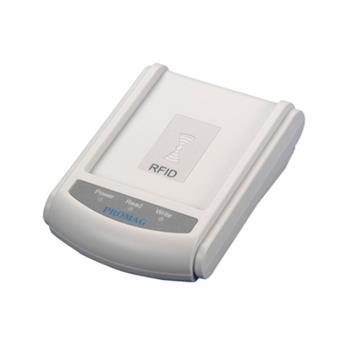 Čtečka Giga PCR-340 VC, RFID, 125kHz/13,56MHz (Mifare), emulace COM portu