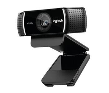 Logitech webkamera C922 Pro Stream, černá, kompatibilita XBox One