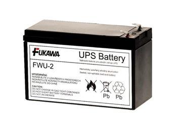 akumulátor FUKAWA FWU-2 náhradní baterie za RBC2