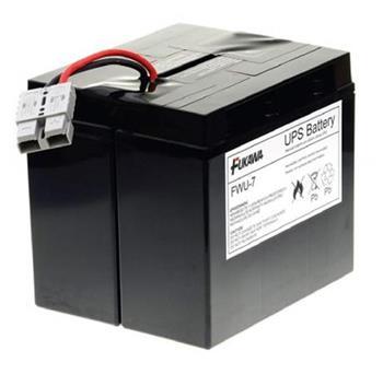 akumulátor FUKAWA FWU-7 náhradní baterie za RBC7