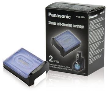 Panasonic náhradní čistící kapsle pro modely ES8249, ES8109, ES8168, ES8078, ES7109, ES7058, ES-LA93, ES-RT81