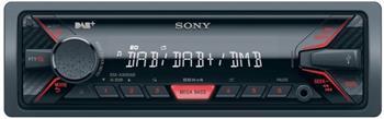 SONY DSX-A300 - Bezmechanikové autorádio