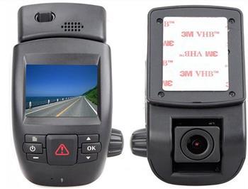 CEL-TEC CD30X GPS - palubní kamera do auta 1296p, microSDXC, WDR, 2