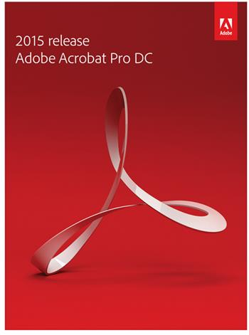 Acrobat Pro 2017 WIN ENG STUDENT&TEACHER Edition