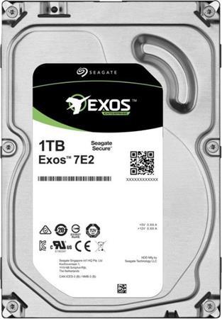 Seagate Exos 7E2 HDD, 1TB, 3.5