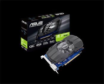 ASUS PH-GT1030-O2G 2GB GDDR5 (64 bit) ,HDMI, DVI