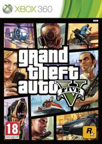 Take 2 XBOX 360 hra Grand Theft Auto V