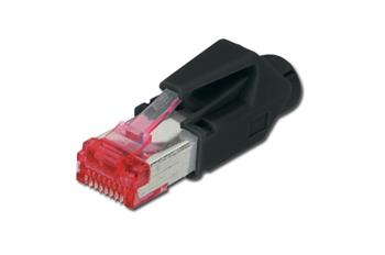 Digitus Hirose Modular Plug, CAT 6 TM 21 8P8C, Shielded 1 ks