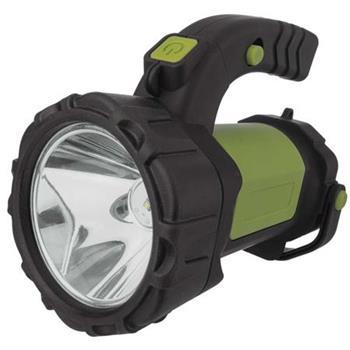 Emos LED svítilna nabíjecí P4526, 5W CREE + 1.5W COB LED, odolná