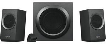 Logitech reproduktory Z337 Bluetooth, 40W RMS, černé
