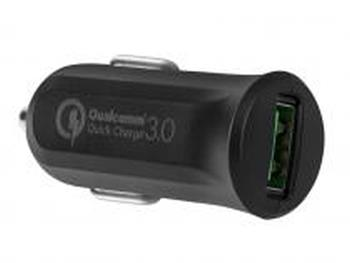 AVACOM CarMAX nabíječka do auta s Qualcomm Quick Charge 3.0, černá