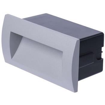Emos orientační vestavné LED svítidlo 140x70, 3W, 90 lm, WW teplá bílá, IP65