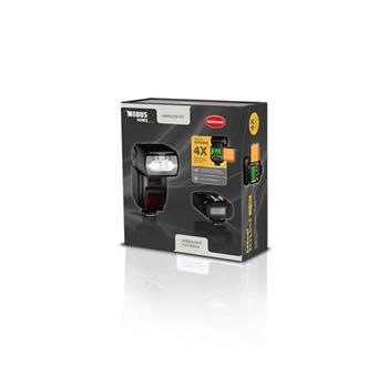 Hähnel MODUS 600RT Wireless Kit - Nikon