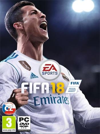 Electronic Arts PC hra FIFA 18