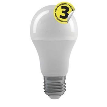 Emos LED žárovka Classic A60, 10,5W/75W E27, CW studená bílá, 1060 lm, Classic A+