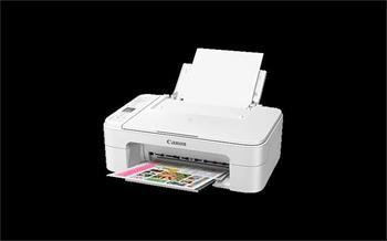 Canon PIXMA TS3151 - PSC/Wi-Fi/AP/4800x1200/PictBridge/USB white