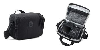 Crumpler The Flying Duck Camera Cube S - black