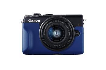 Canon EH31-FJ námoř. modrá, ochranný kryt pro EOS M100