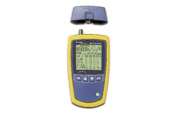 Fluke MicroScanner2 Cable Verirfier includes MicroScanner2, Main Wiremap Adapter batteries, guide