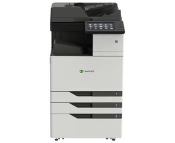 Lexmark CX924dxe A3 Color laser MFP+Fax, 65 ppm, vstup 3500 listů