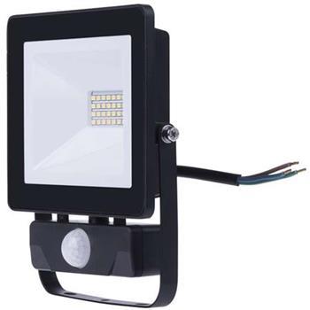 Emos Reflektor LED 20W/170W Hobby SLIM s PIR, NW neutrální bílá, IP44, 1600 lm