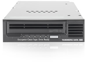 Overland-Tandberg LTO8 HH SAS Internal Bare Tape Drive