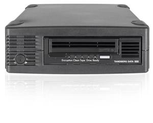 Overland-Tandberg LTO8 HH SAS External Tape Drive Kit, Model #2280