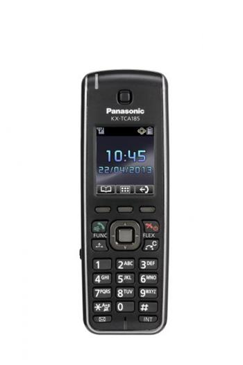 Panasonic KX-TCA185CE, IP DECT telefon