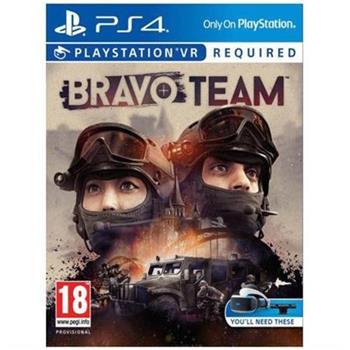 SONY PS4 hra Bravo Team VR