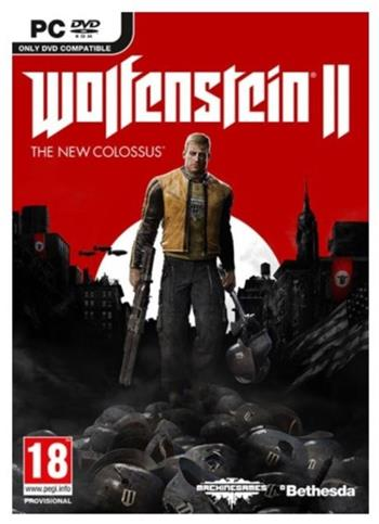 WOLFENSTEIN II THE NEW COLOSSUS PC hra