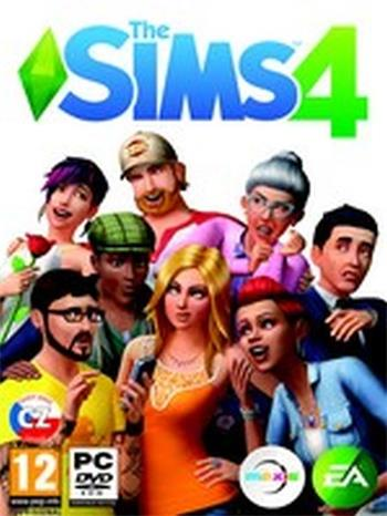 Electronic Arts PC hra THE SIMS 4 + CATS&DOGS (EP4) BUNDLE PC CZ/SK