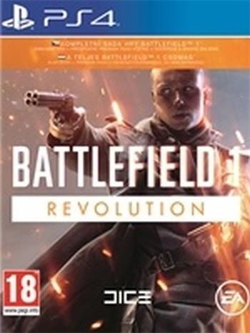 Battlefield 1 Revolution Edition PS4 CZ