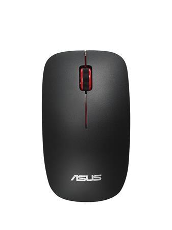 Asus WT300 RF myš černá(červenný scroll)
