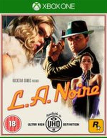 Take 2 XBOX ONE hra L.A. Noire