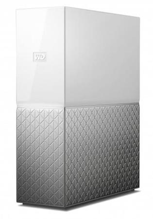 "WD My Cloud HOME 2TB Ext. 3.5"" RJ45 (GLAN), USB 3.0,NAS"
